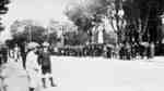 Ceremony for dedication of the cenotaph, 1924
