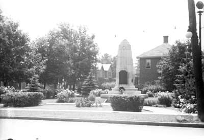 Whitby Cenotaph, 1937