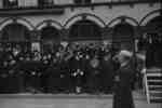 Legion Drumhead Service, 1937