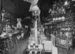 Interior of Hatch and Brothers Hardware and Appliances, c.1895.