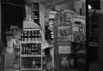 Interior of Allin's Drug Store, April 3, 1940.