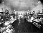 Interior of Dominion Food Store, c.1936