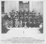 Whitby Citizen's Band, August 1931