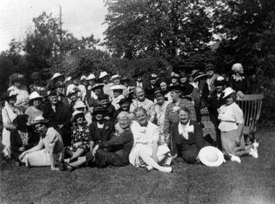 Daughters of England Lodge Picnic, c.1935