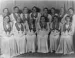 Rebekah Lodge Officers, c.1940