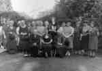Whitby Womens' Institute 35th Anniversary, c.1934