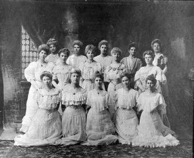Kermis Group, c.1905