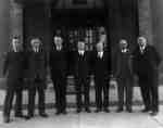 Directors of Whitby Rotary Club, March 1933