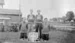 Whitby Boy Scout Speed Skaters, 1926