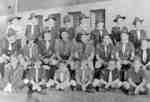 Boy Scouts outside King Street School, c.1944
