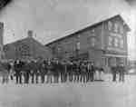 Martin Manufacturing Company (also known as the Buckle Factory), 1899