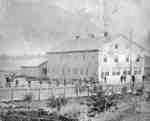 Mudge and Yarwood Organ Factory, c.1874.