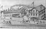 Michael O'Donovan's Carriage Works, 1877.
