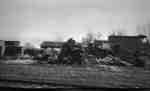 Beecroft Lumber Yard, October 1929