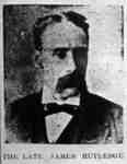 James Rutledge, c.1890