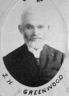 John Hamer Greenwood, 1892
