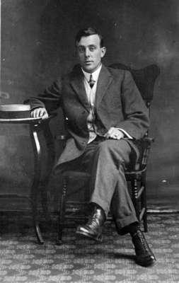William Douglas Dykes, c.1923