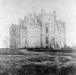 Trafalgar Castle, c.1863