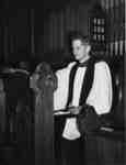 Reverend Douglas B. Langford, c. 1945