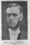 Reverend John S. Clarke, c. 1874.