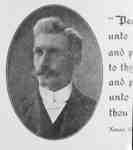 Reverend Marcus Edgar Sexsmith, 1911.