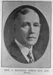 Reverend Arthur Mansell Irwin, 1926.