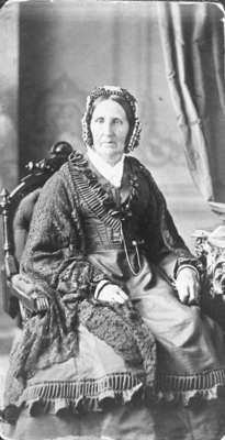 Mrs. William Sinclair (Margaret Prentice), c. 1890