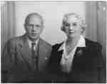 Mr. and Mrs. James Henry Ormiston, c. 1955
