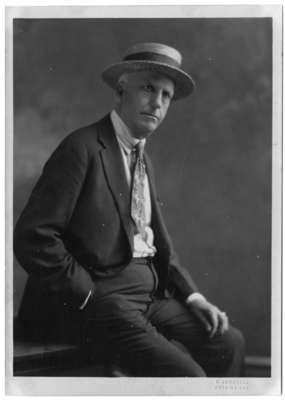 Van Buren Woodruff, c. 1920
