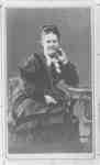 Mrs. Leonard Burnett (Sarah Jane Dryden), c.1870
