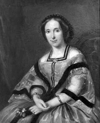 Mrs. William Laing (Louisa Amelia Yarnold), c.1850