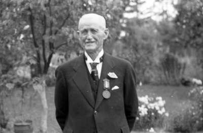 Richard Goldring's 80th Birthday, August 31, 1939