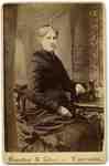 Mrs. Joshua Richardson, c. 1890