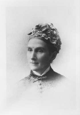 Mrs. Hugh Miller, c. 1890