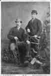 David Mathison and Peter Mathison c. 1880