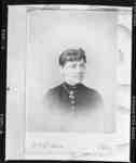 Mrs. Oliver Sebert (Emily T. Bandel) (1864-1953), 1887