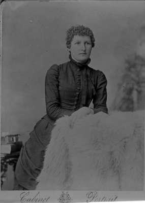 Emma Warren, 1884