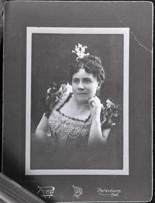 Mrs. Joseph Harris McClellan (Mary Charlotte Reynolds), c.1905