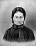 Mrs. Jackson Holliday (Mary Jane Hall), c. 1875.