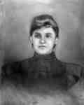 Mrs. Marcus James Holliday, c. 1890