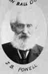 James Bradford Powell, 1892