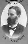 Dr. Peter Gordon Meldrum, 1892