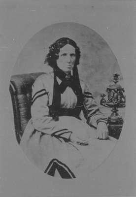 Mrs. Anson M. Eggleston, c. 1872.