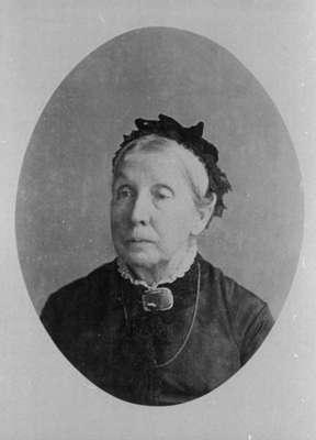 Mrs. William Till, c. 1889