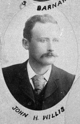 John H. Willis, 1892