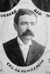 Anson G. Henderson, 1892
