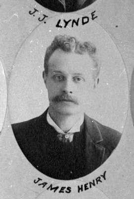 James Henry, 1892