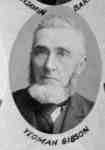 Yeoman Gibson, 1892