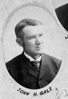 John Hamlin Gale, 1892