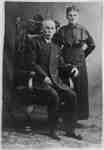John MacCarl and Mrs. John MacCarl (Tryphena Hopper), c.1916